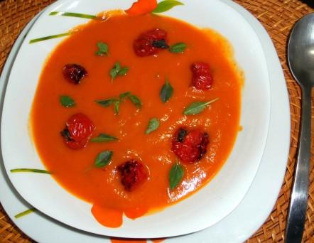 Sopa creme de tomate 05